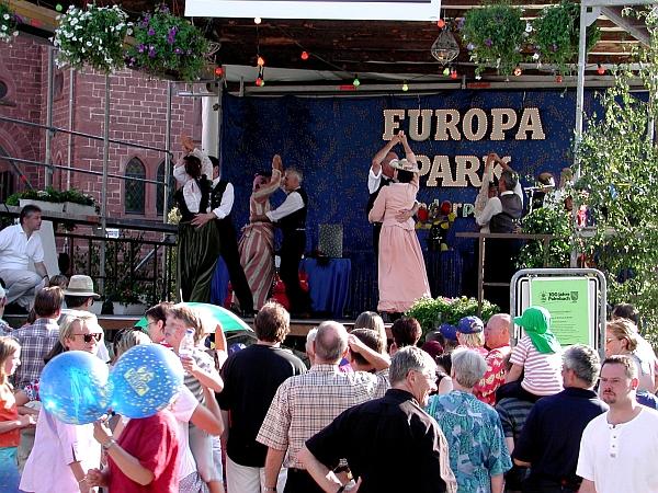 Historisches Dorffest 300 Jahre Palmbach