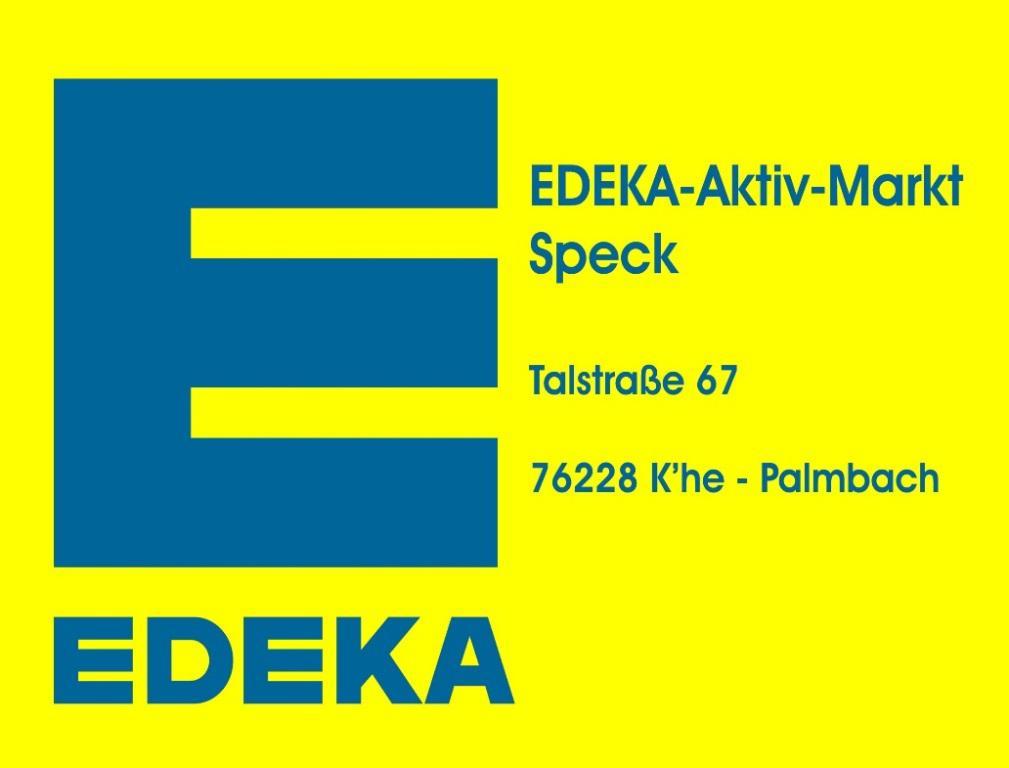 Edeka-Markt Speck Palmbach