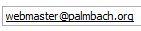 Mail an Webmaster