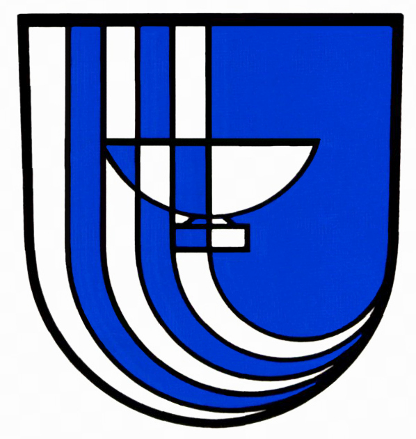 Wappen Karlsbad. Ldk. Karlsruhe