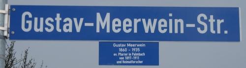 Gustav-Meerwein-Straße
